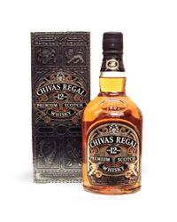 Chivas Regal Whisky 12 years. United Kingdom, The